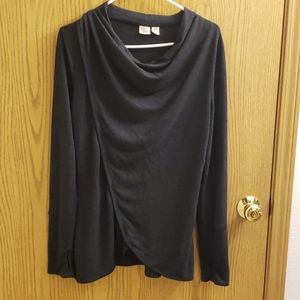 Lucy & Laurel Long Sleeve winter Top Size L
